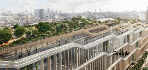 Google HQ London - Kings Cross